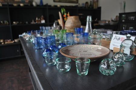 熊野本宮ガラス